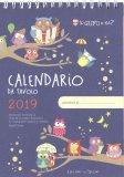 Io Gufo e Tu? - Calendario da Tavolo 2019