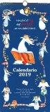 Istruzioni di Volo degli Angeli per non Cadere a Terra - Calendario Grande 2019