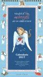Istruzioni di Volo degli Angeli per non Cadere a Terra - Calendario Medio 2017