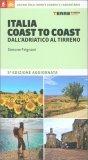 Italia Coast to Coast dall'Adriatico al Tirreno — Libro