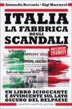 Italia - La Fabbrica degli Scandali  - Libro