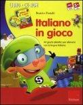 Italiano in Gioco - Libro + CD-Rom