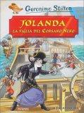 Jolanda, la Figlia del Corsaro Nero - Libro