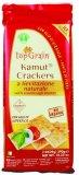 Kamut Crackers a Lievitazione Naturale
