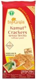 Kamut Crackers senza Lievito