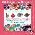 Kit Gigante Origami + 300 fogli - Libro