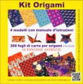 Kit Origami -.Fantasie Astratte - Libro