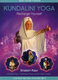 Kundalini Yoga - Recharge Yourself  - DVD