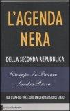 L'agenda Nera della Seconda Repubblica