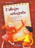 L'allegra Ortografia + CD  - Libro