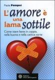 L'amore è una lama sottile  - Libro