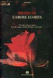 L'amore Egoista  - Libro