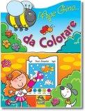 L'Ape Gina... da Colorare — Libro