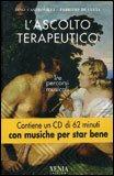 L'Ascolto Terapeutico + CD — Libro