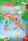 L'Atlante d'Italia Touring - Libro