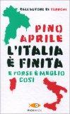 L'italia è Finita — Libro