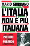 L'Italia non è più Italiana — Libro