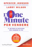 L'one Minute per Vendere - Libro