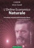eBook - L'Ordine Economico Naturale - PDF