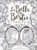 La Bella e la Bestia - Colouring Book - Libro