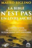 La Bible N'Est Pas un Livre Sacré - Libro