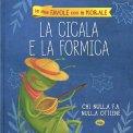 La Cicala e la Formica — Libro