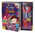 La Città dei Vampiri - Libro con Lente d'Ingrandimento - Cofanetto
