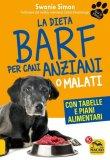 eBook - La Dieta Barf per Cani Anziani o Malati