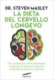 La Dieta del Cervello Longevo — Libro
