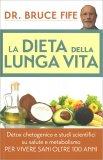 La Dieta della Lunga Vita - Libro
