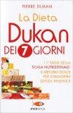 La Dieta Dukan dei 7 Giorni - Libro