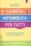 La Dieta Metabolica per Tutti  - Libro