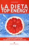 La Dieta Top Energy  — Libro