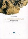 La Dottrina Segreta Vol. III  - Cosmogenesi