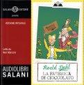 La Fabbrica di Cioccolato - Audiolibro - 3 CD