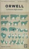 LA FATTORIA DEGLI ANIMALI Prima edizione con testo inglese a fronte di George Orwell (Eric Arthur Blair)