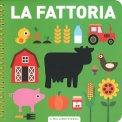 La Fattoria - Il Mio Libro Stencil - Libro