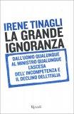 La Grande Ignoranza — Libro