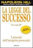 La Legge del Successo - Vol. IV — Libro