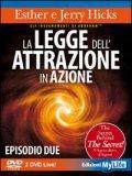 La Legge dell'Attrazione in Azione - Episodio 2 -  2 DVD Live — DVD