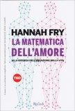 La Matematica dell'Amore - Libro
