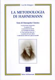 La Metodologia di Hahnemann  - Libro