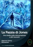 La Pazzia di Jones — Libro