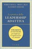 La Pratica della Leadership Adattiva - Libro
