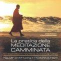 La Pratica della Meditazione Camminata - Libro + DVD + CD