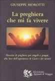 La Preghiera che mi fa Vivere  - Libro