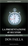 La Presentazione 45 Secondi - Libro + 2 CD Audio