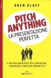 Pitch Anything - La Presentazione Perfetta - Libro
