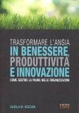 Trasformare l'Ansia in Benessere, Produttività e Innovazione - Libro