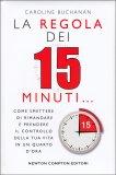 La Regola dei 15 Minuti - Libro